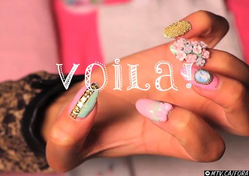 Pinky's Nails Calls 688